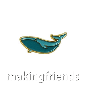 """The Sea Life Delegate Pin is from the Youth Squad Animal Welfare Patch Program®. MakingFriends®.com partnered with Youth Squad to bring you a rewarding community service program with step-by-step instructions for every age level to make a meaningful impact in their community. This is one of our """"Delegate"""" level pins. The requirements for our Delegate level provide teens with valuable life experience and a completed project to include on a resume or college application. via @gsleader411"""