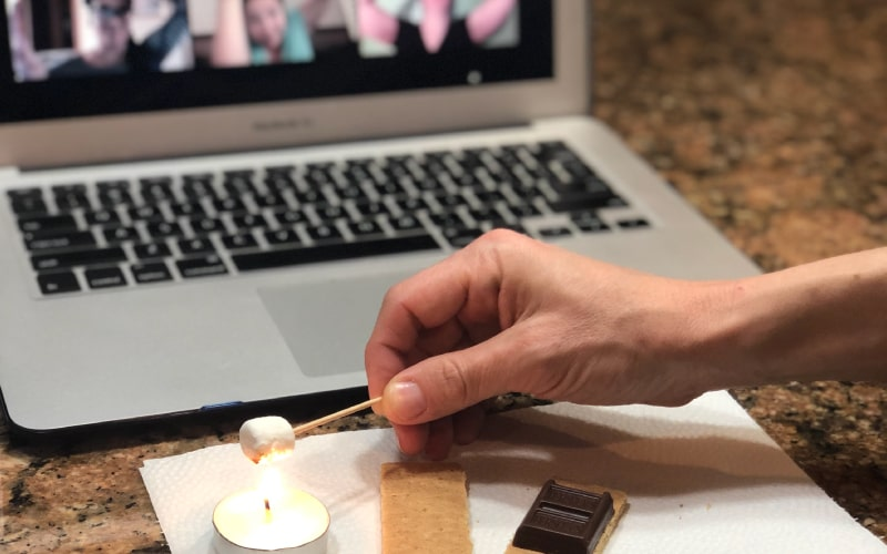 Girl-Scout-Virtual-Campfire