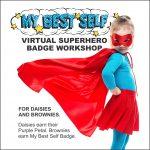 Girl Scout Brownie Virtual Badge Workshop