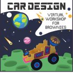 Girl Scout Virtual Brownie Workshop Car Design