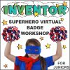 virtual inventor junior workshop
