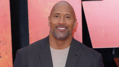Photo of Dwayne Johnson
