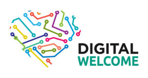 Digital Welcome - logo