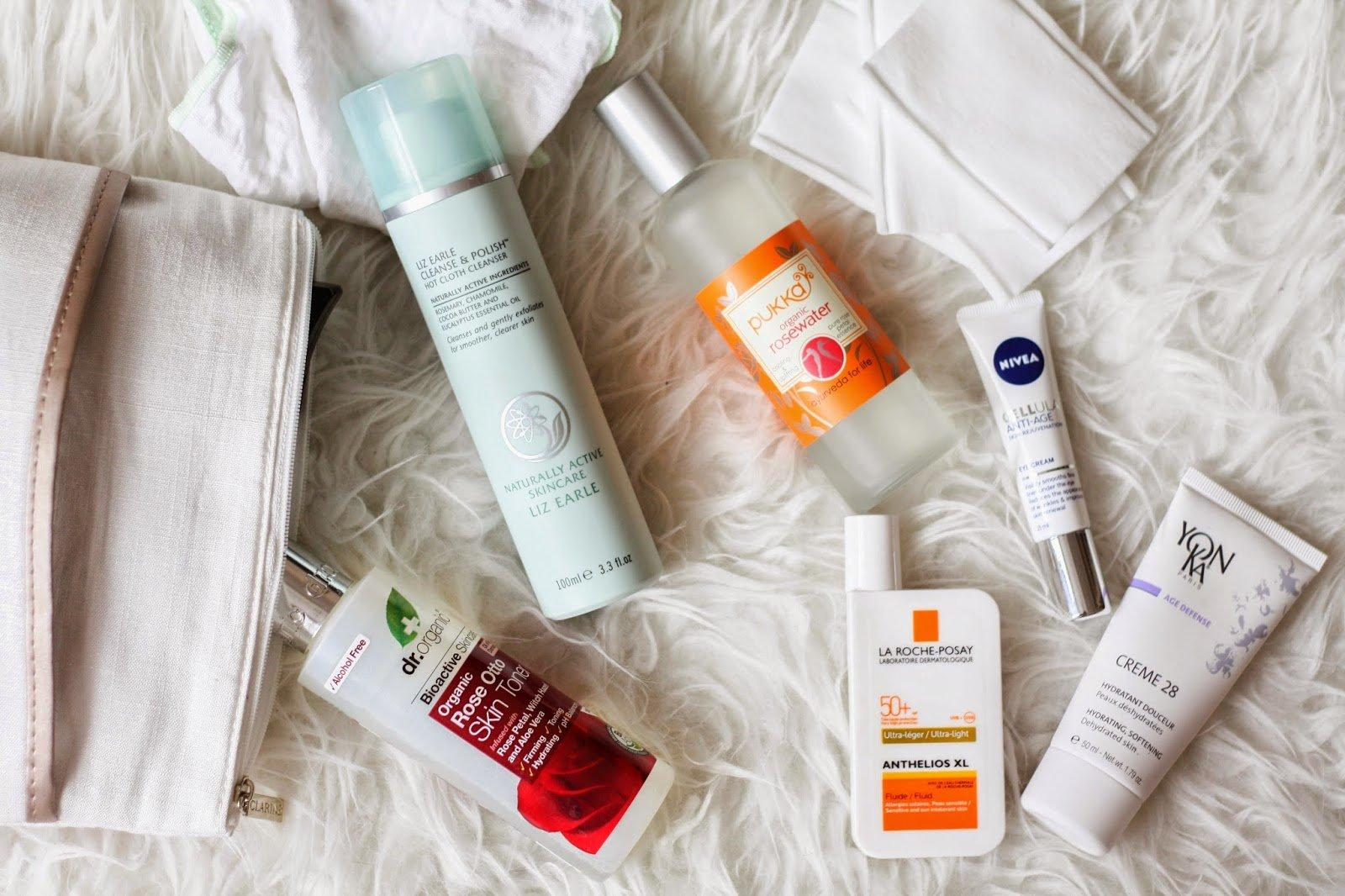 Travel Skin Care Products