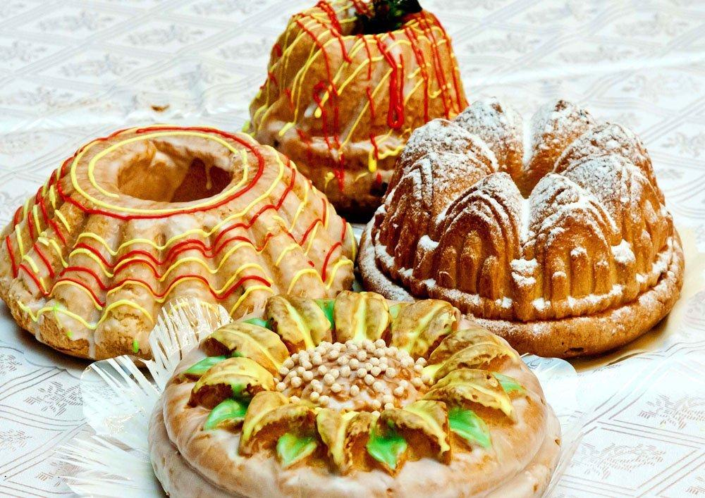 Easter Pastry Recipes