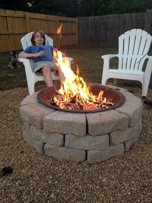 Winter Diy Awesome Fire Pit Ideas That Will Warm You Up