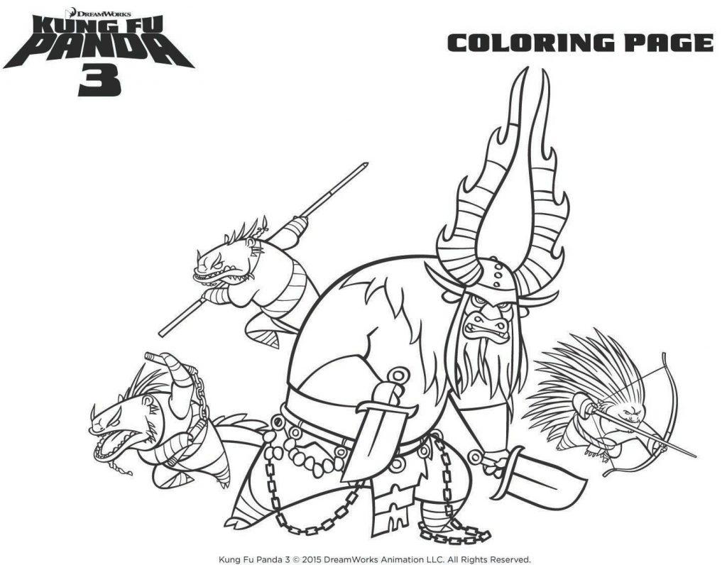 Kung Fu Panda Coloring Page Mama Likes This