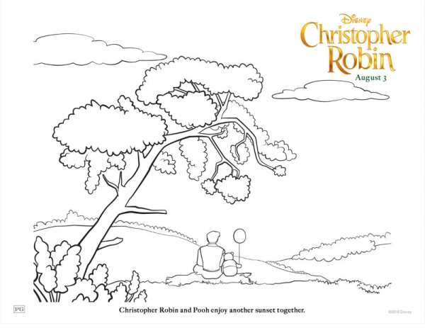 robin coloring page # 52