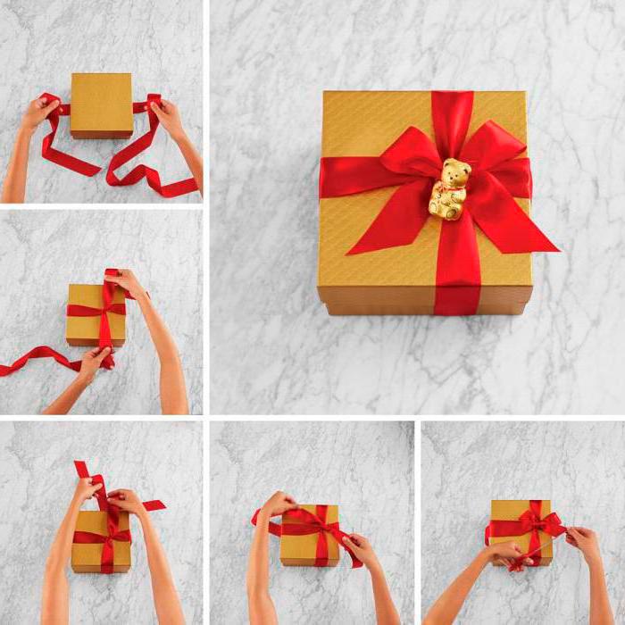 Hvor smuk til at pakke gaver til det nye år 3