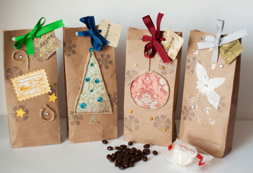 Smukt pakke gaver til det nye år 7
