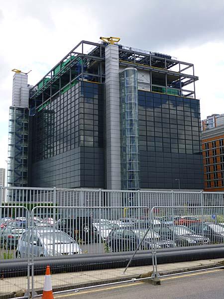 Reuters Data Centre London