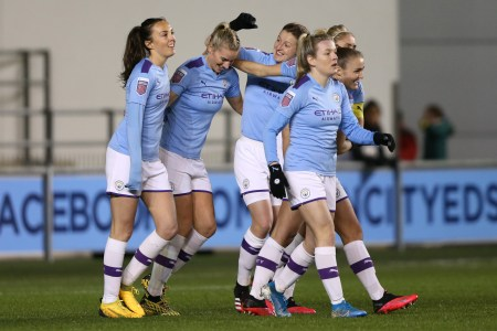 Manchester City Women Blueprint For The Future