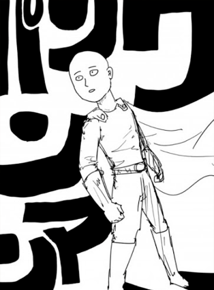 One Punch-Man (ONE)