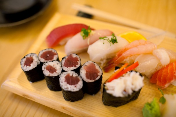 Sushi Restaurants Portland Maine