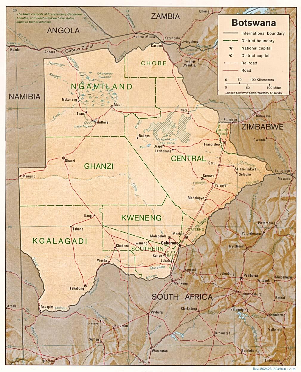 Somalia National Climate
