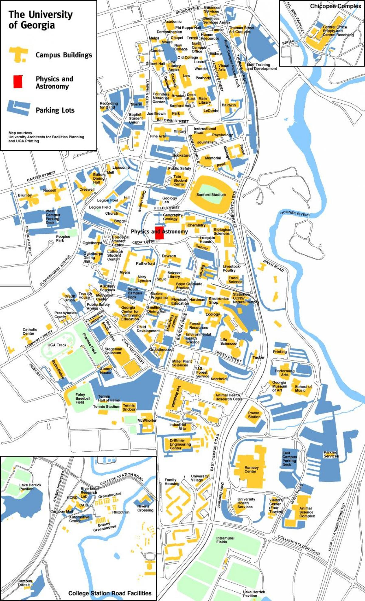 Georgia Gwinnett College Campus Map.Georgia College Campus Map