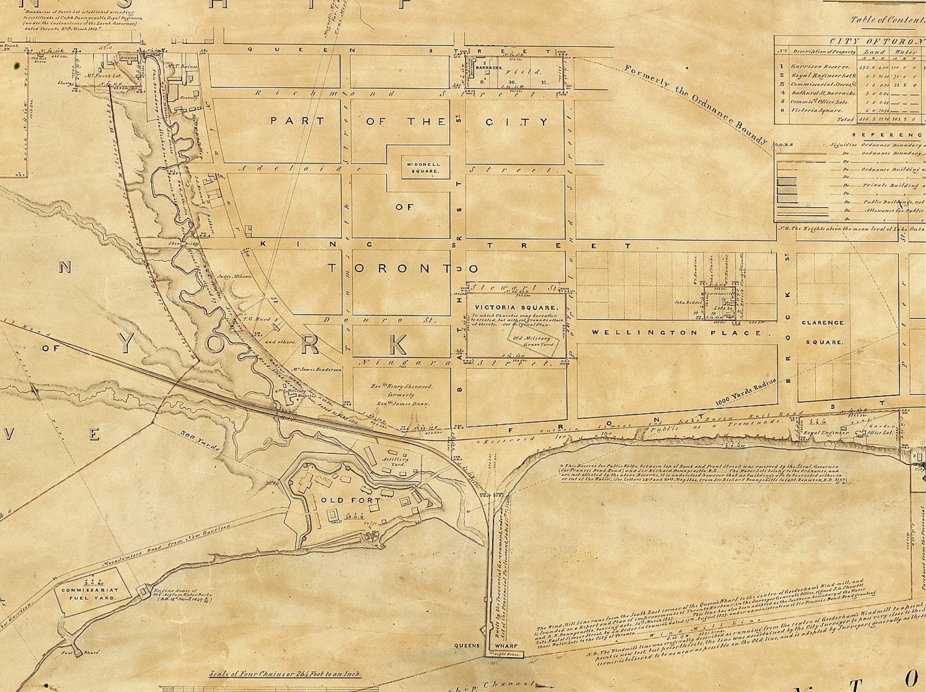 Queen Creek Subdivision Map