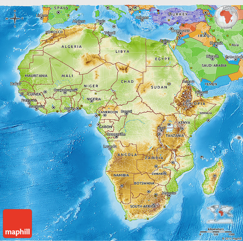 map of africa south      Free Wallpaper for MAPS   Full Maps     Map South Africa And Download Map Of Africa Flags Of All Countries Blank  Map South Africa And South Africa Provinces Outline Map Provinces Outline  Map