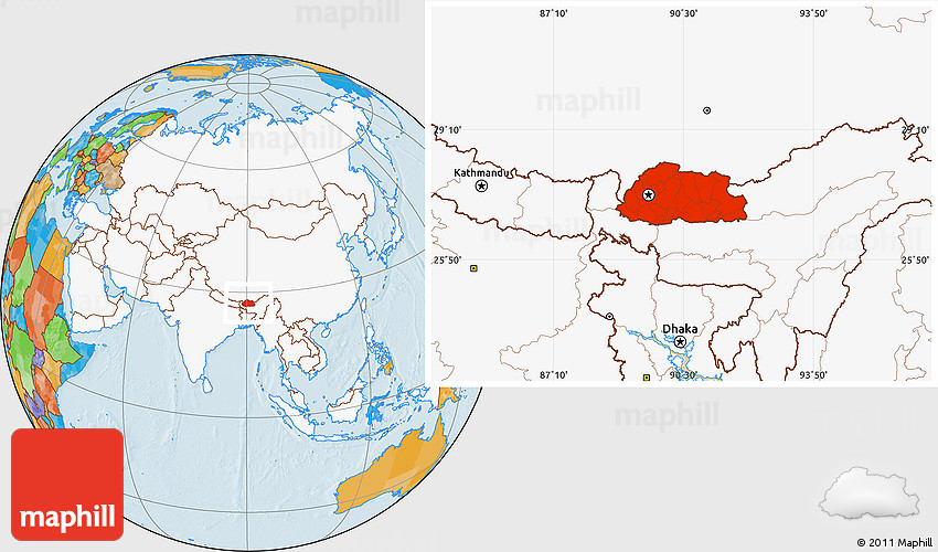 Physical of bhutan map physical map of india edi maps map bhutan pics world maps china physical feature map the world widest choice of world maps and fabrics delivered direct to list of india s neighbouring gumiabroncs Choice Image