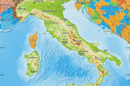 Italy physical map images hd images wallpaper for downloads physical map of italy ezilon maps free maps of italy mapswire com physical map of italy physical features physical map of italy large physical map of italy publicscrutiny Images