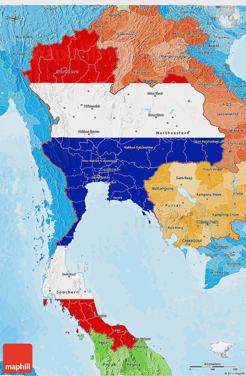 East Borders Acc Map West