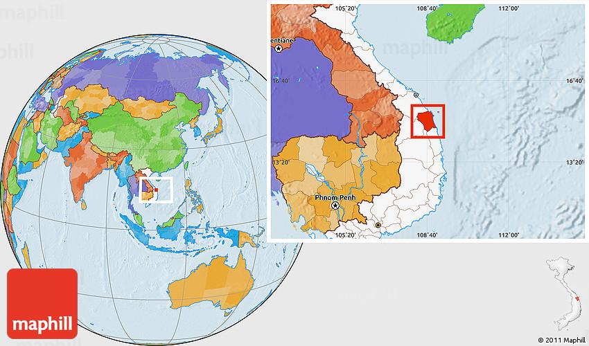 Quang Ngai Vietnam Map.Quang Ngai Vietnam Map Full