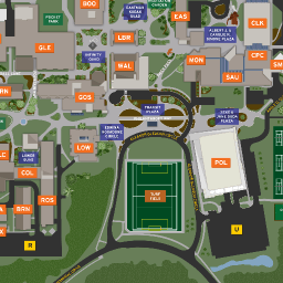 RIT Interactive Map   Facilities Management Services RIT Interactive Map