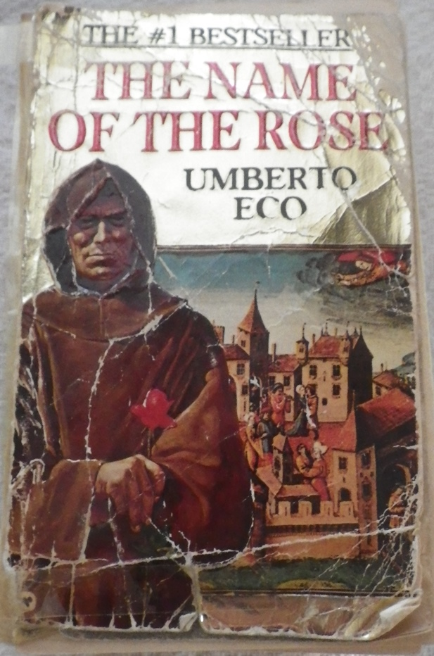 """This old book: Umberto Eco's """"The Name of the Rose ..."""