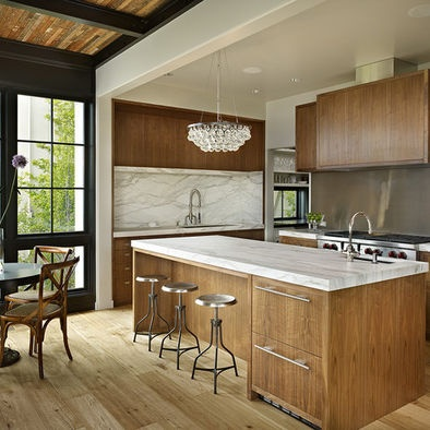 Classic And Timeless Wood Stained Kitchens Maria Killam