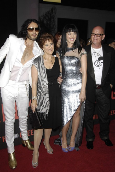 Katy Perry's mum says her divorce is a 'gift from God'   Marie Claire