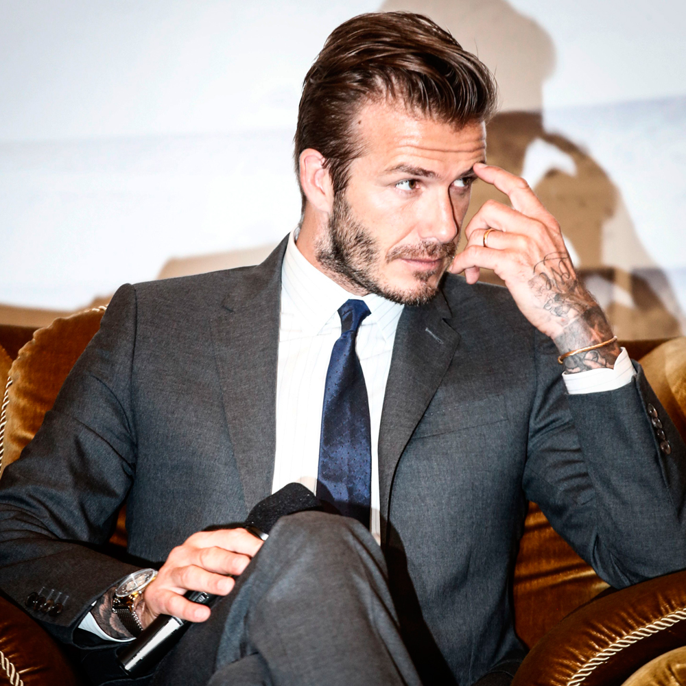David Beckham: A Life in Pictures | Celebrity Pictures ...