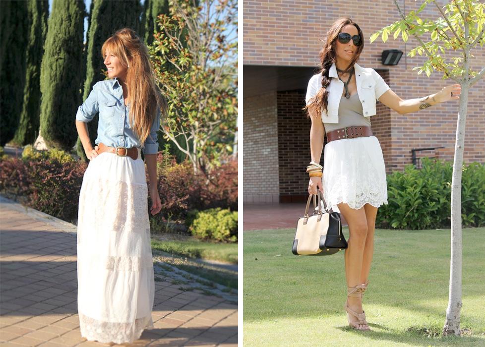 Zapatos Que Y Una Con Falda Mostaza Combinar