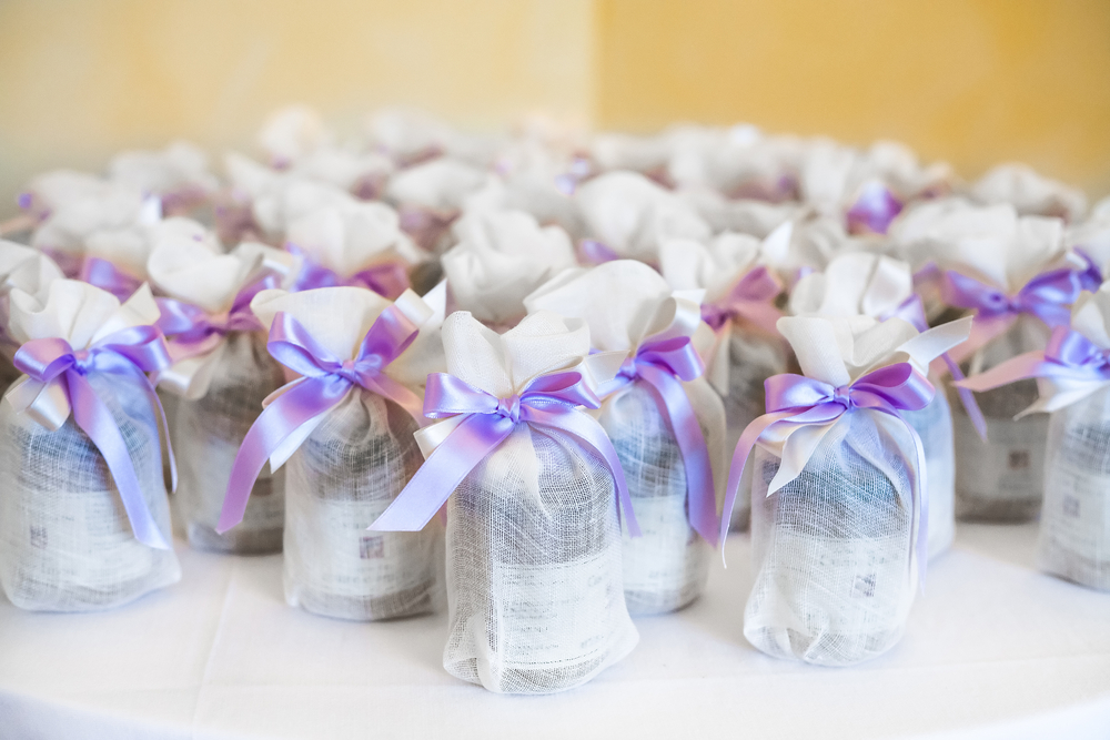Cheap Wedding Favours Candles