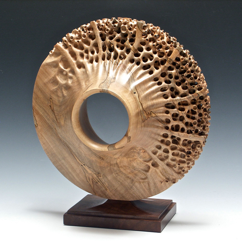 Turned And Carved