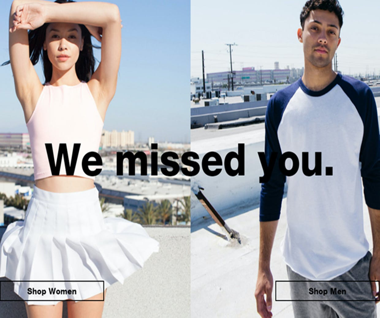 From provocative to body positive: The American Apparel ...