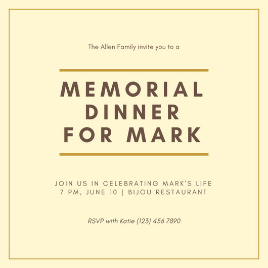 Save Date Cards 50th Anniversary Party