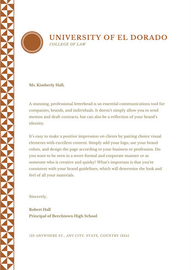 Letter Templates Print