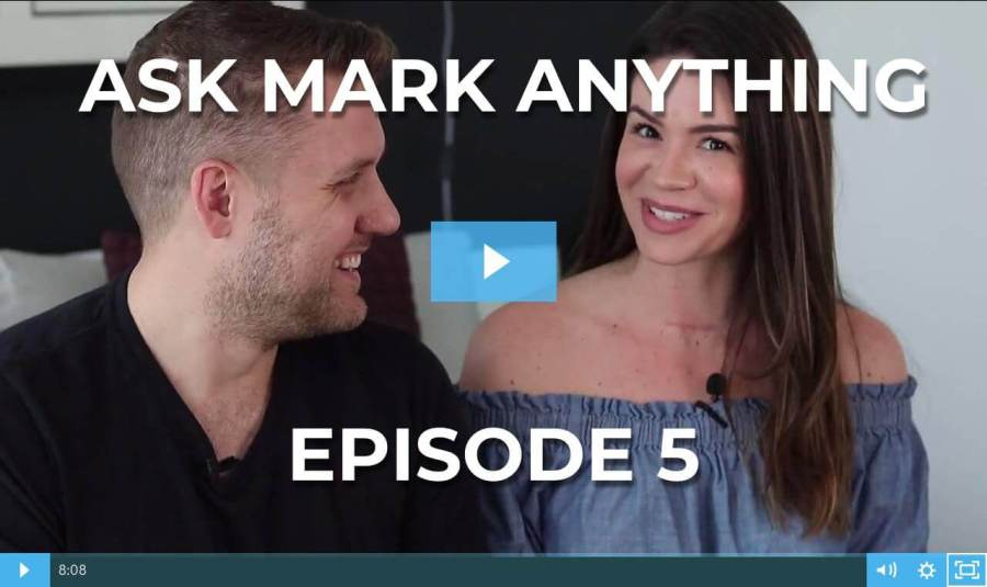 Mark Manson   Author  Thinker  Life Enthusiast  A new Ask Me Anything  This time I talk about my marriage  guest starring  my wife    what to pursue in life  when to give up  what it feels like to  have