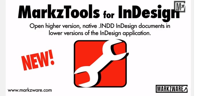 Open higher version InDesign files in lower versions of Adobe CS.