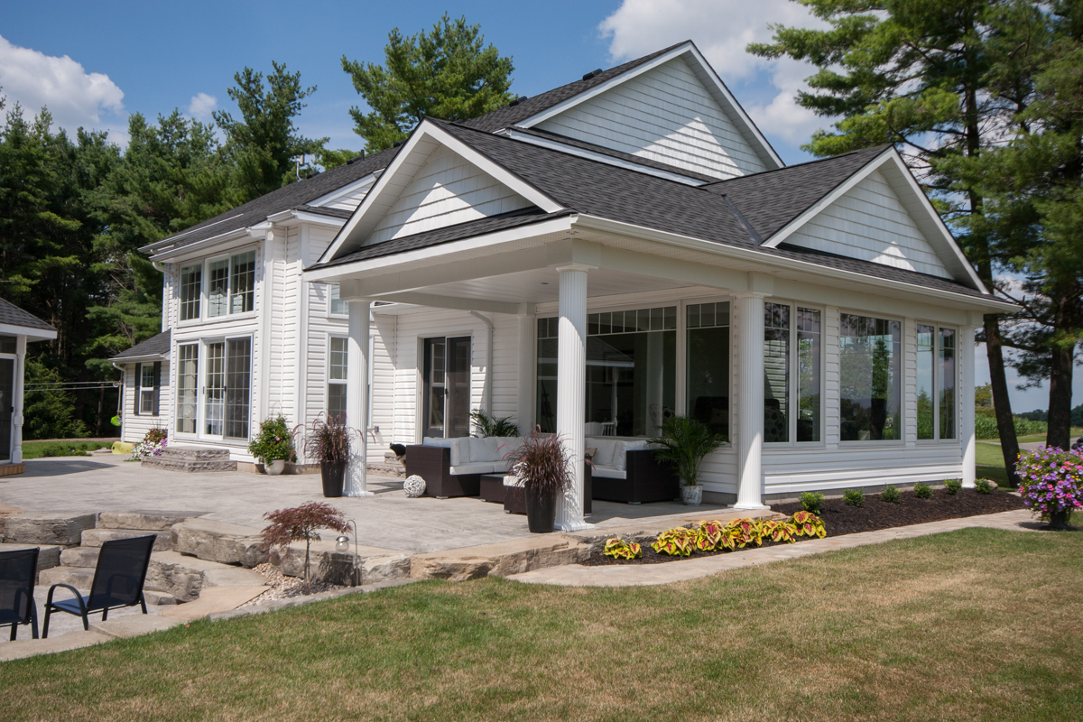 Add On Sun Room Additions Home