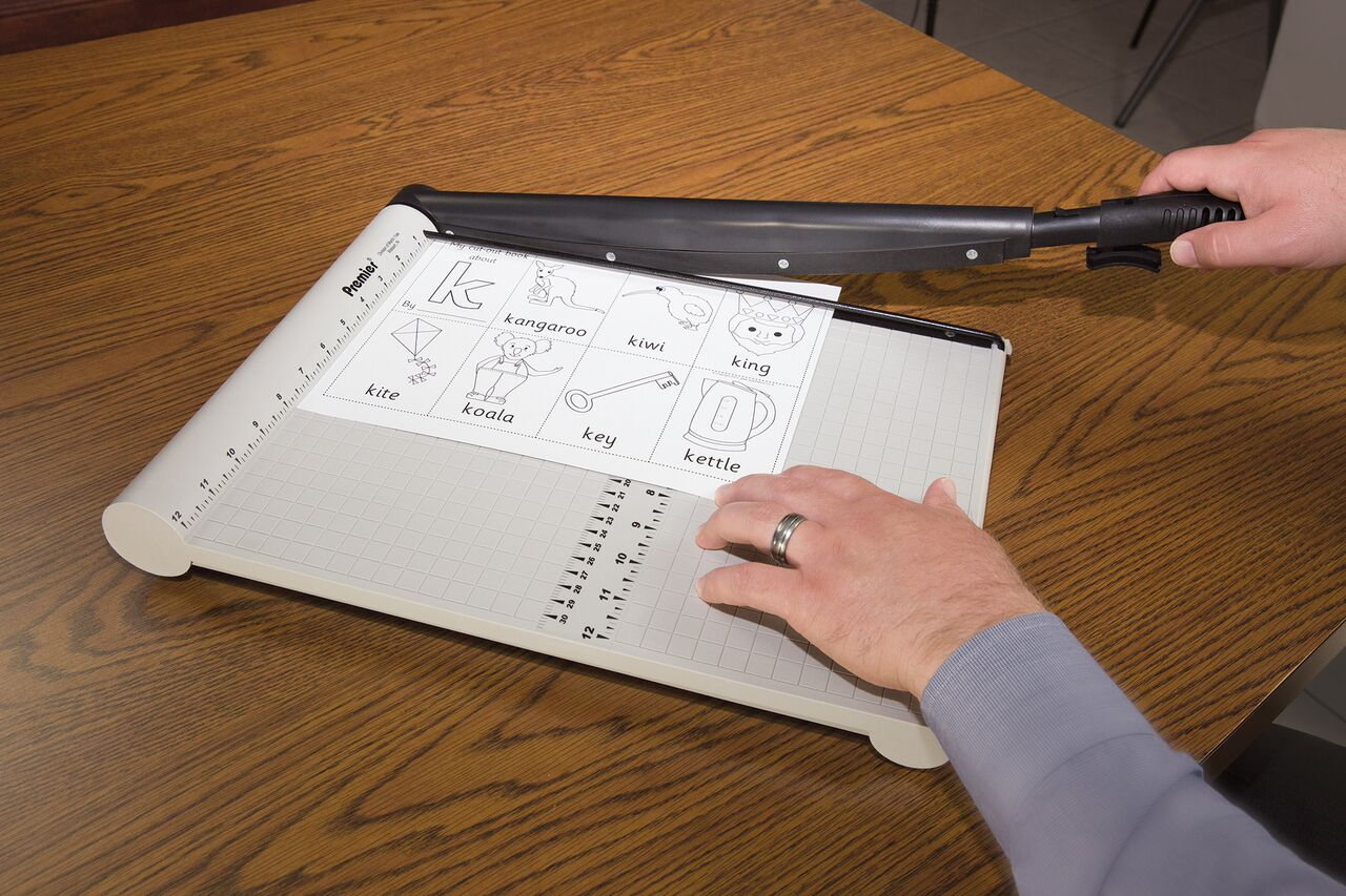 Paper Scoring Equipment