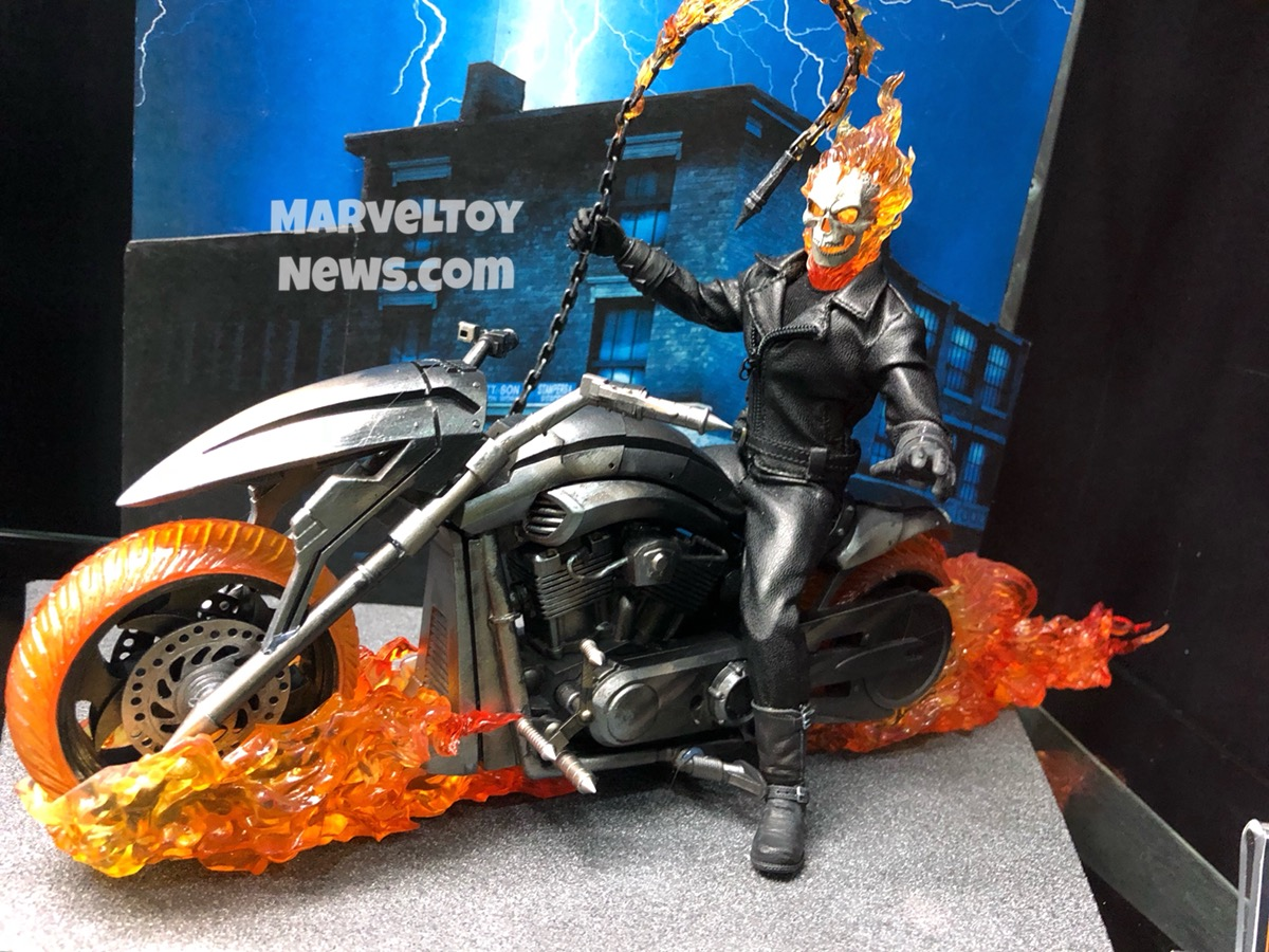 Toy Fair 2019 Mezco One 12 Collective Ghost Rider