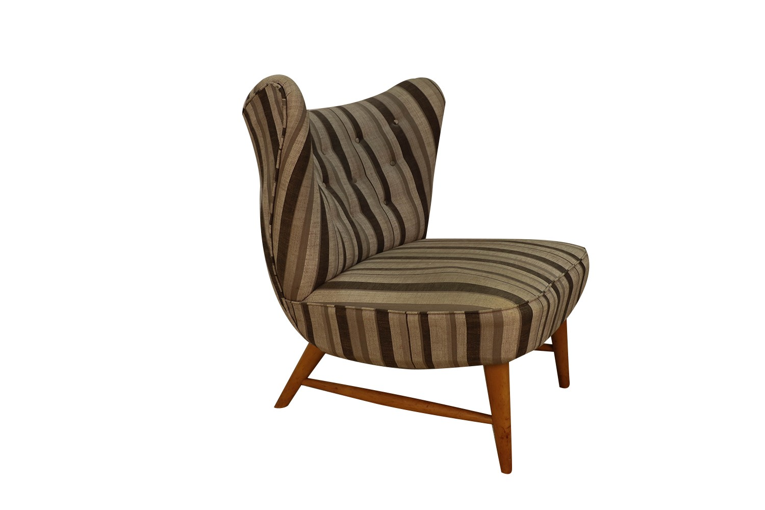 Accent Chair Armless Small