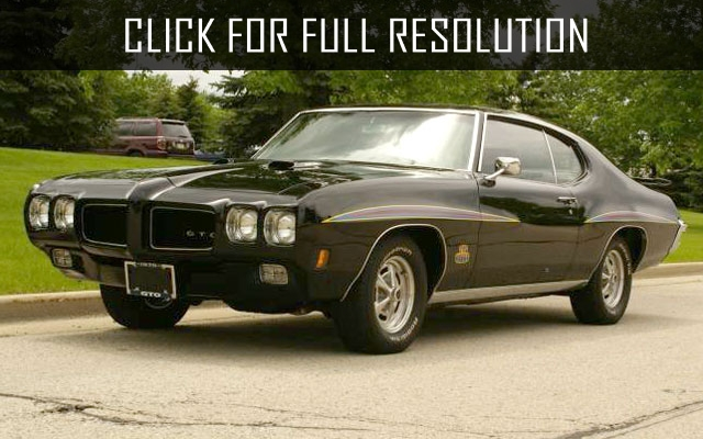 1970 Pontiac Gto   news  reviews  msrp  ratings with amazing images     1970 Pontiac Gto