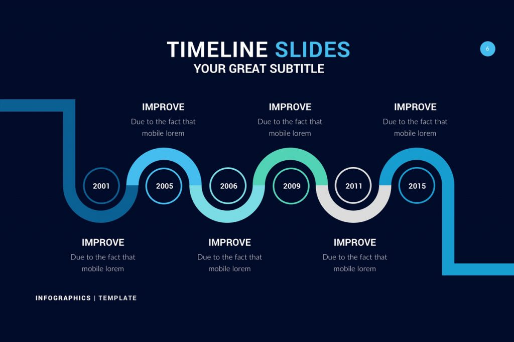 15 Powerpoint Timeline Templates with Professional Slides Powerpoint timeline templates