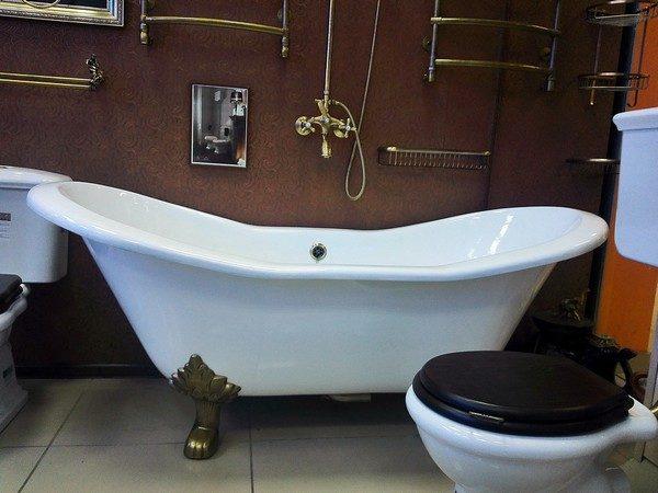 Шойын ванна Маглица Юлиетта