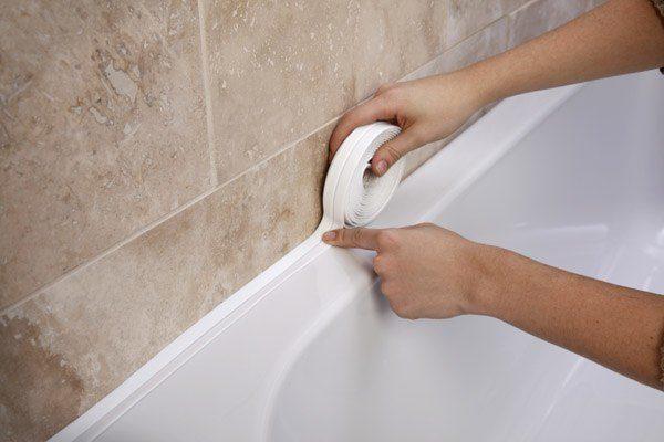 Flise og badforsegling
