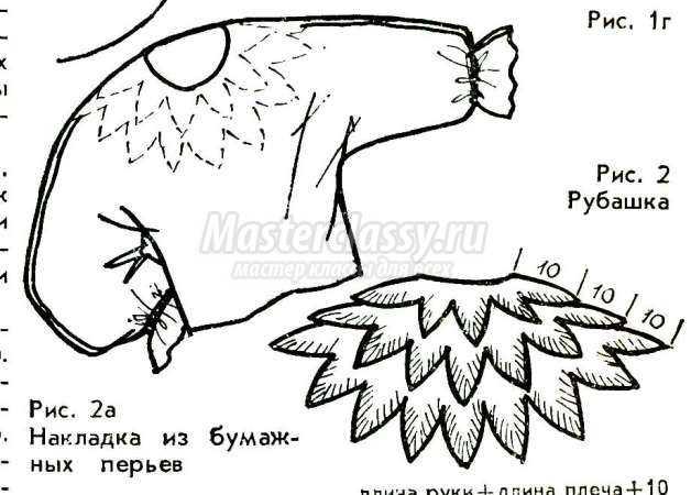 Come fare un costume del gallo