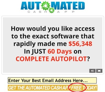 Automated Cash App Is a Scam - See Proof Here