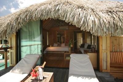 Bora Bora's Luxury Pearl Beach Bungalows